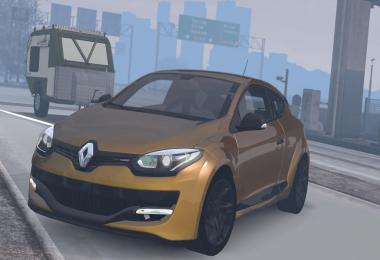 Renault Megane III RS V1R60 1.40