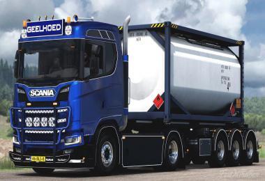 Scania Truck Premium 1.40