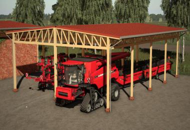 Wooden And Brick Shed Pack v1.0.0.0