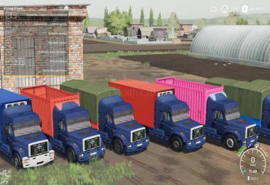 ZIL 133G40 Truckers 2 v1.0.0.0